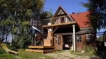 Сдам коттедж на сутки и выходные с баней  в садоводстве Холмистое, в г.Всеволожск