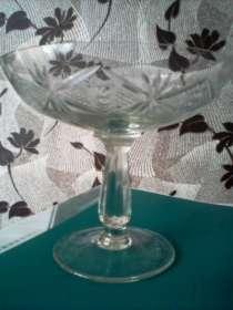 вазы-фруктовницы довоенные - две шт, в Тамбове