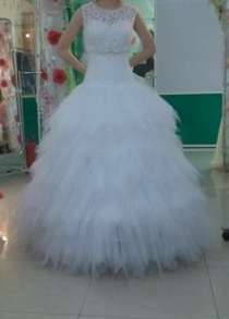 Свадебное платье, в Абакане