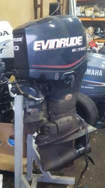 Лодочный мотор Evinrude E90DPL, в Москве