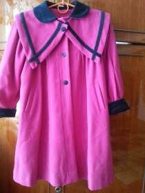 Пальто для девочки, в г.Тирасполь