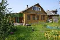 Дом с возможностью круглогодичного проживания, в деревне, в Ярославле