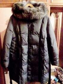Продаю зимнее пальто пуховик р.54 новое, в Волгограде
