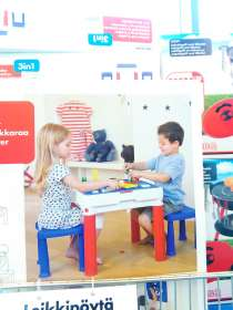 Стол детский-игровой на 3-7 лет. швеция, в Санкт-Петербурге