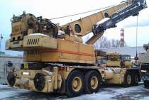 Продам автокран 110 тонн;1996 г/в, в Владимире