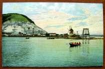 Редкая открытка Волга «Ширяево»1901 год, в Москве