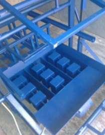 станок для шлакоблока Ип стройблок ВСШ   2    4    6, в Ейске