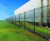 Еврозабор (3Д забор) 2030х3000х4 мм, в Краснодаре