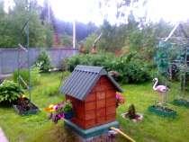 Продам участок с зимним домом в 8 км от г Выборга, в г.Выборг
