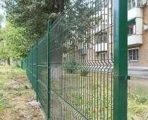3Д забор Еврозабор2030х2500х3/4 мм, в Краснодаре