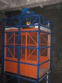 Грузовой подъемник для производства, в Иркутске