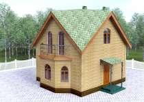 Проект гостевого дома с баней 64 кв. м / Артикул СУ-7, в Перми