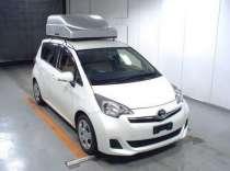 Toyota Ractis для водителя инвалида, в Екатеринбурге
