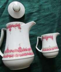 Кофейник, сливочник,сахарница от JLMENAU JLMENAU(Graf von Henneber, в Краснодаре