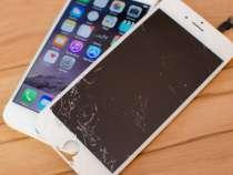 Замена битого дисплея iPhone, в Москве