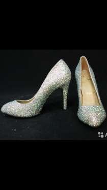 Новые туфли в стразах, в Мурманске
