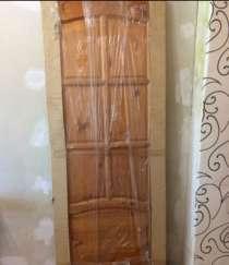 Деревянная дверь, в Казани