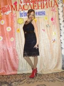 Продам платье чёрное с сеточкой, в Саратове