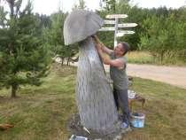 Скульптуры из бетона, в г.Гродно