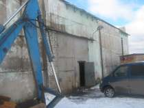 Продаю производственно-складское здание 555 кв. м, в Великом Новгороде