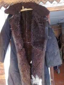Тулуп из натуральной овчины, в Нижнем Тагиле