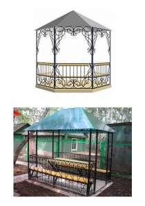 Кованые и сварные изделия, в Челябинске