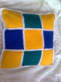 Вязанные подушки, в Волоколамске