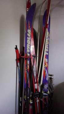 Лыжи, в Краснодаре