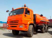 топливозаправщик КАМАЗ, в Сургуте