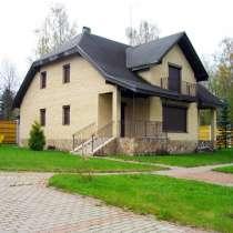 Современный коттедж 313 кв. м на 17 сотках ИЖС в Рощино, в г.Выборг