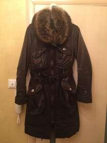 Продам зимнее пальто, подкладка кролик, в г.Котельники
