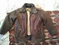 Продам кожаная мужскую куртку, в Челябинске