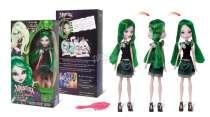 Уникальная двуликая кукла Mystixx Vampires Kalani, в Мытищи