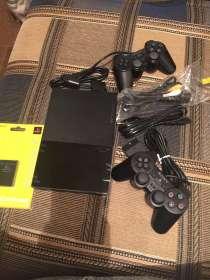 Продам Sony PlayStation 2 Slim на гарантии, в Москве