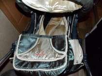 Коляска. зима-лето. в комплектации: люлька-переноска. сумка, в Новодвинске