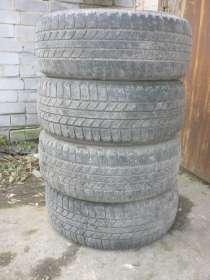 Продам шины легковые, всесезонные R16 б/у (комплект 4шт.), в Челябинске