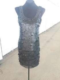 Платье с пайетками, в г.Алматы
