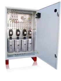 Конденсаторные установки компенсации реактивной мощности КРМ, в Калининграде