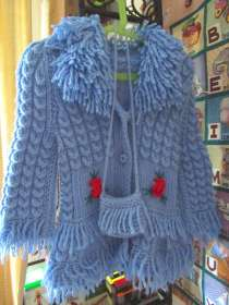 Пальто вязаное, в Белгороде