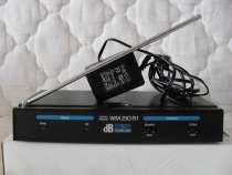 Радиомикрофон db technologies, в Уфе