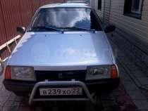 Автомобиль ВАЗ 2109 1996 г. в, в Барнауле