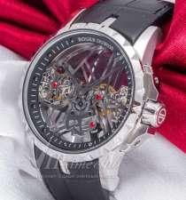 """Часы """"Excalibur Skeleton"""" от Roger Dubuis, в Москве"""
