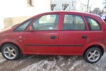 автомобиль Opel Meriva, в г.Вологда
