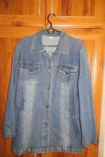 Куртка женская джинсовая, в г.Невинномысск