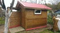 Модульные каркасные строения, дачные домики, хоз блоки, в г.Минск