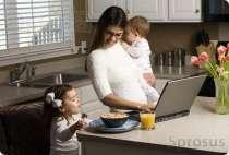Работа на дому для молодых мам, студентов., в г.Иланский