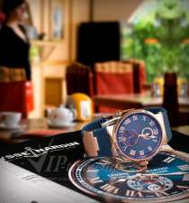 Оригинальные копии наручных часов Ulysse Nardin, в Москве
