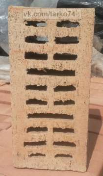 Агаповский кирпич, полуторный 125, в Миассе