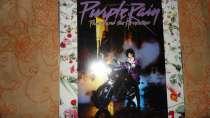 """Продам виниловый диск Принса 1984 """"Purple Rain"""", в Красноярске"""