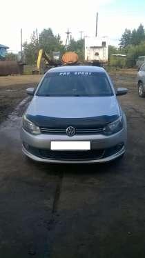 Авто Volkswagen POLO sedan, в Красноярске